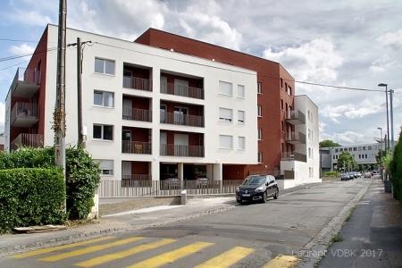 Résidence Orée du Bois - Rue Léon Salva - Frères Canton - Sotteville-lès-Rouen