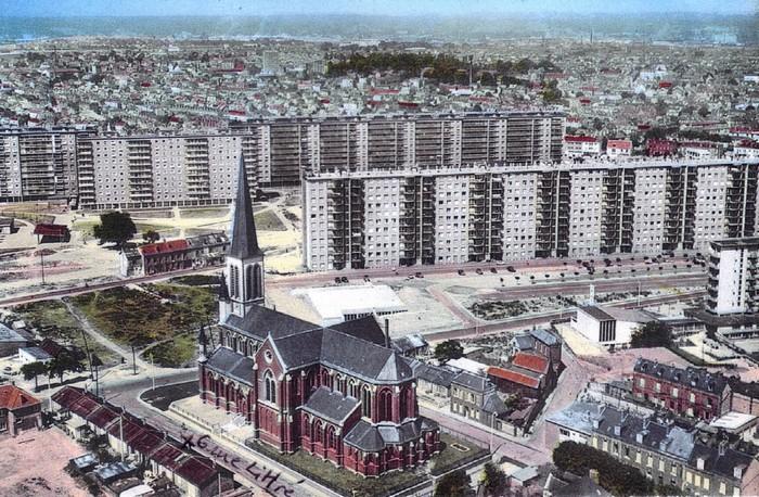 Eglise Notre Dame de l'Assomption - Sotteville-lès-Rouen