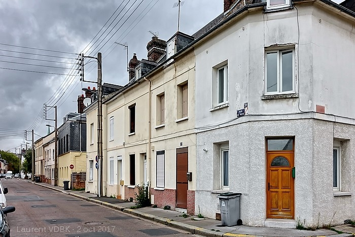 Plaque email licence 4 rue de Paris - Sotteville-lès-Rouen