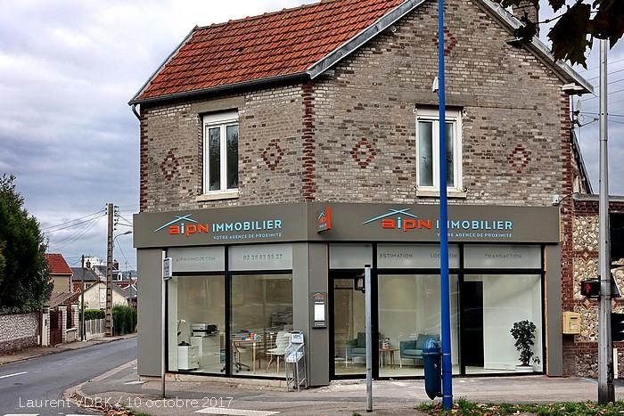 AIPN - Menuiserie Générale - 102 avenue du 14 juillet - Sotteville-lès-Rouen