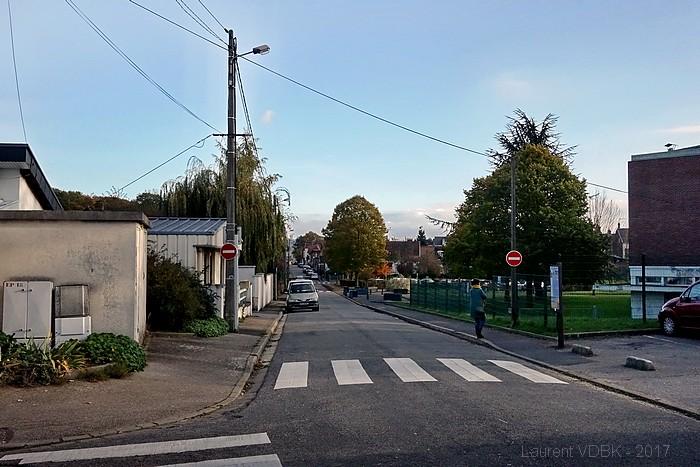 Rue Philippe Lanoux - Sotteville-lès-Rouen