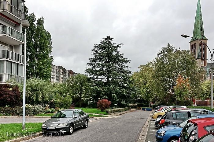 Sotteville-lès-Rouen - Espace Marcel Lods