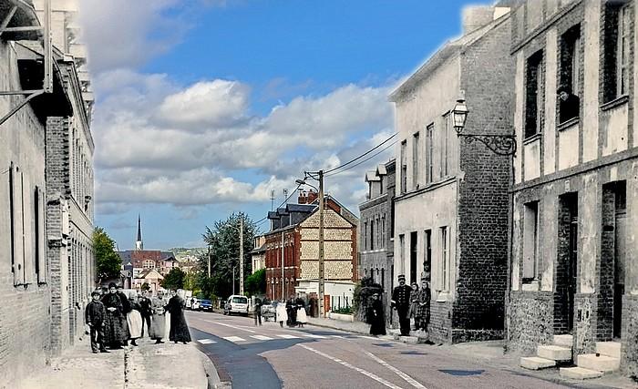 Rue Ledru-Rollin - Sotteville-lès-Rouen