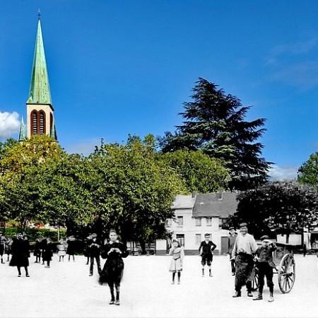 Sotteville-lès-Rouen - Rephotographie
