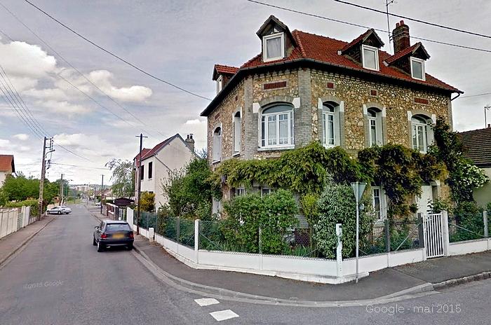 Rue Marcel Lechevallier - Sotteville-lès-Rouen