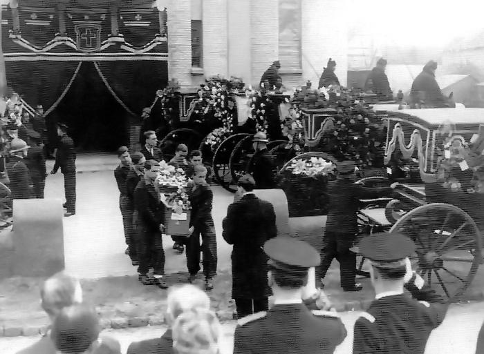 Cérémonie religieuse des obsèques à Sotteville-lès-Rouen