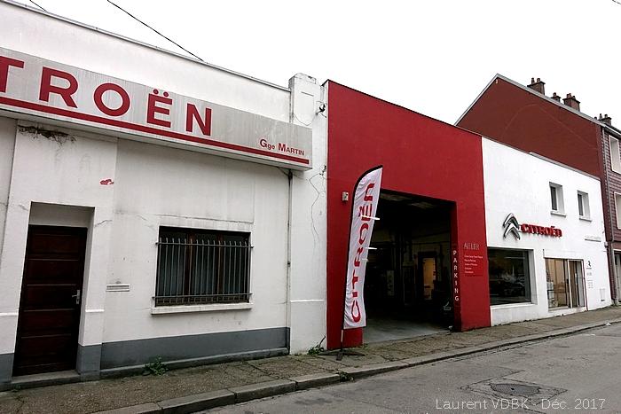 Garage Citroën rue de la République - Sotteville-lès-Rouen