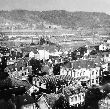 ancienne école franklin sotteville-lès-rouen