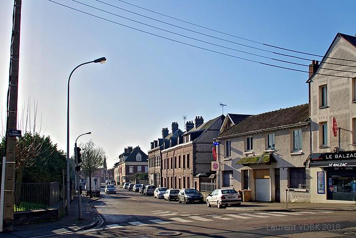 Rue Ledru Rollin - Sotteville-lès-Rouen