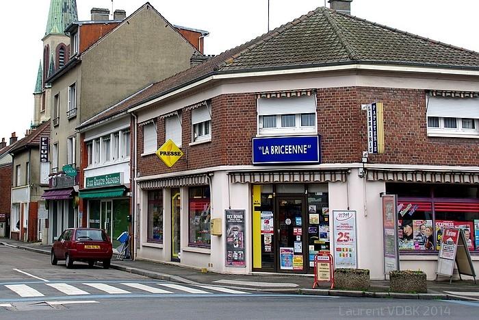 Sotteville-lès-Rouen - Magasin Librairie Papeterie Presse