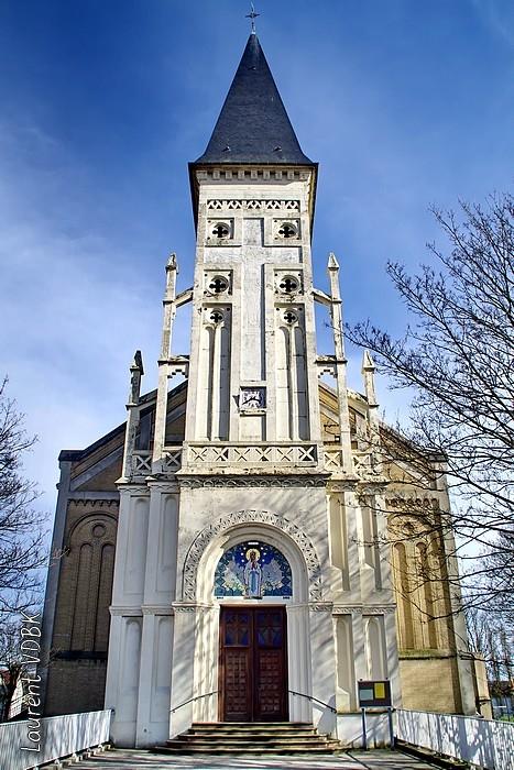Eglise ND de Lourdes à Sotteville-lès-Rouen