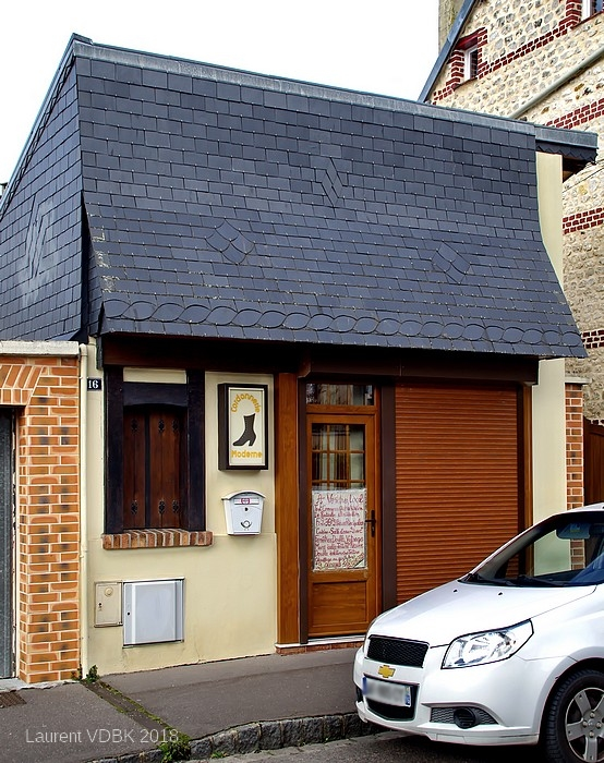 Cordonnerie rue Gilles Bouvier - Sotteville-lès-Rouen