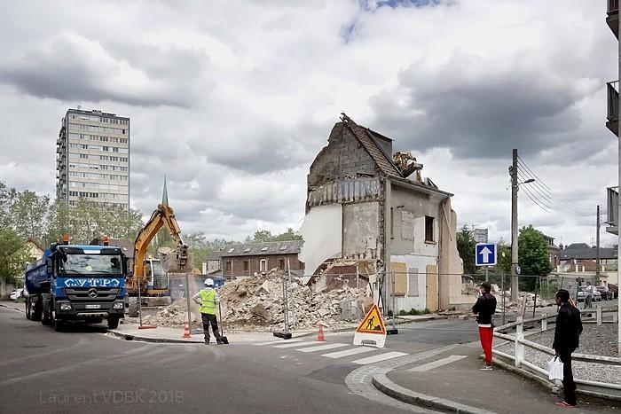 Démolition ilot Raspail / Victor Hugo / Boieldieu
