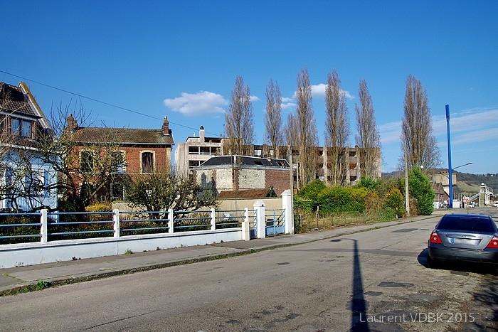 Transformation du quartier de la gare à Sotteville-lès-Rouen
