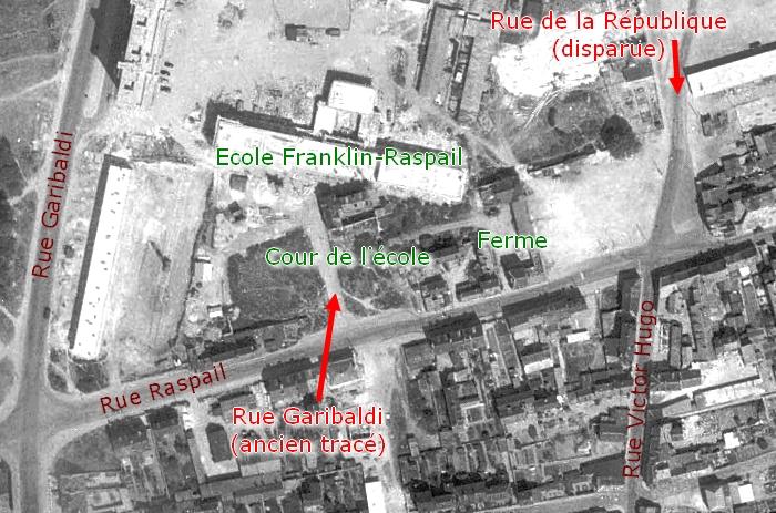 Construction de l'école Franklin-Raspail - Sotteville-lès-Rouen