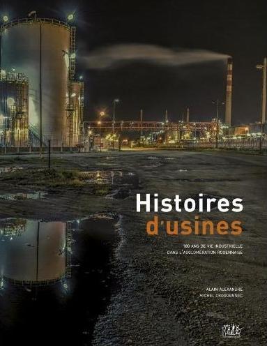 Livre Histoires d'usines