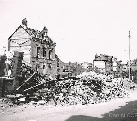 Bombardements de la seconde guerre mondiale -Sotteville-lès-Rouen