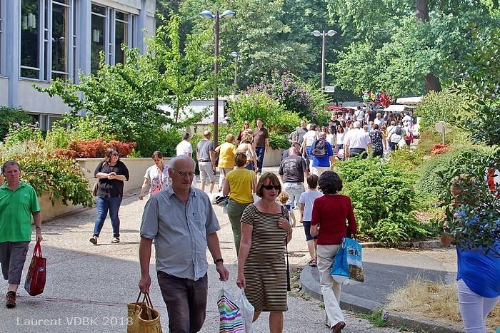 Marché provisoire - Sotteville-lès-Rouen