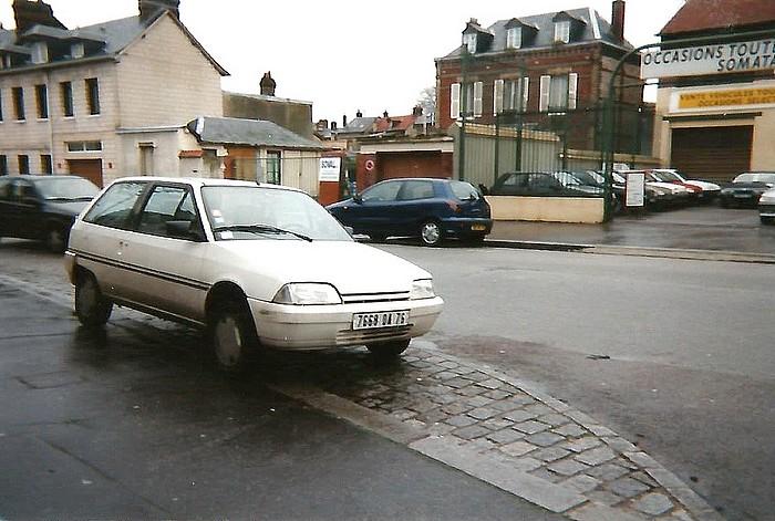 rue Pierre Corneille à Sotteville-lès-Rouen