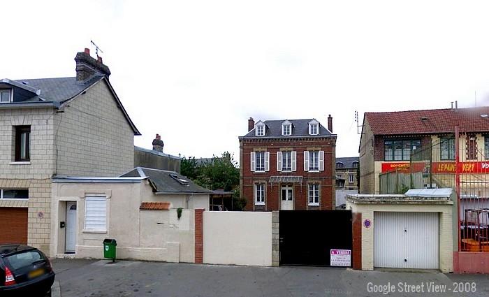 Maison Xolin rue Pierre Corneille à Sotteville-lès-Rouen