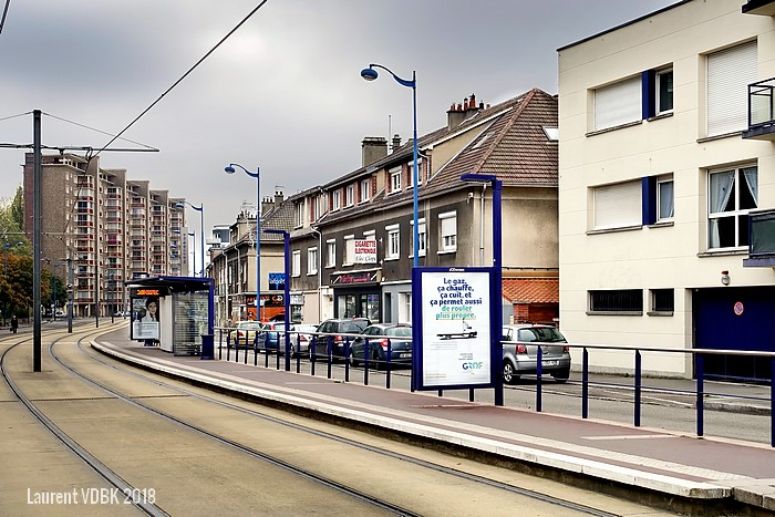 Rue Garibaldi - Sotteville-lès-Rouen