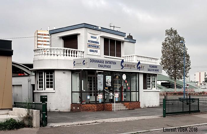 Sampic Gaz - Sotteville-lès-Rouen