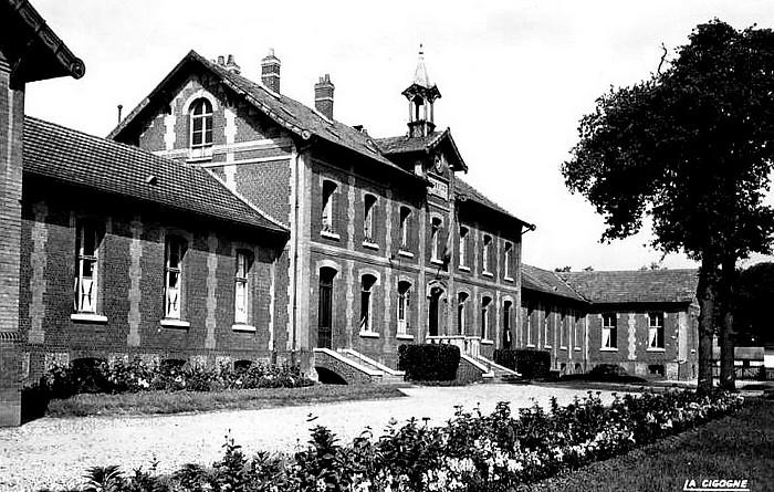 Hospice - Sotteville-lès-Rouen