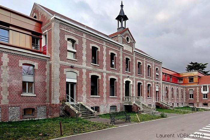 Centre Hospitalier du Bois Petit - Sotteville-lès-Rouen