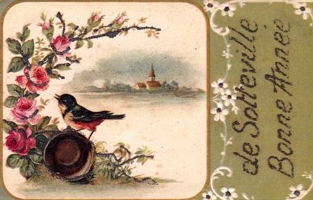 Bonne année de Sotteville-lès-Rouen