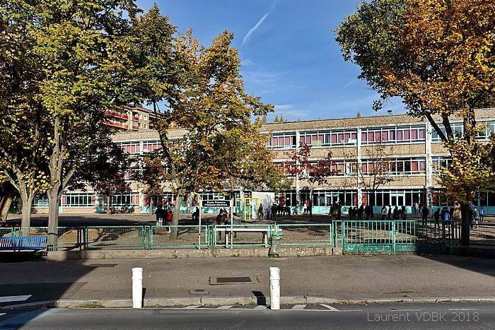 Ecoles Franklin-Raspail - Sotteville-lès-Rouen