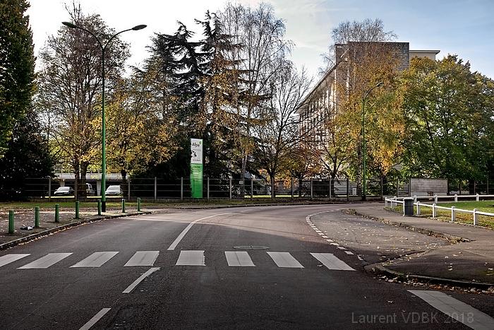 Rue du Madrillet - Saint Etienne du Rouvray