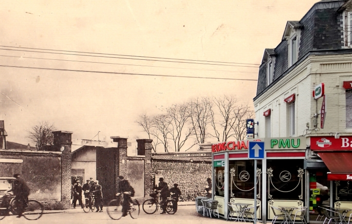 Sortie ateliers SNCF et bar le Longchamp à Sotteville-lès-Rouen