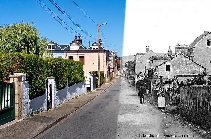 Rue Lemoine - Sotteville-lès-Rouen