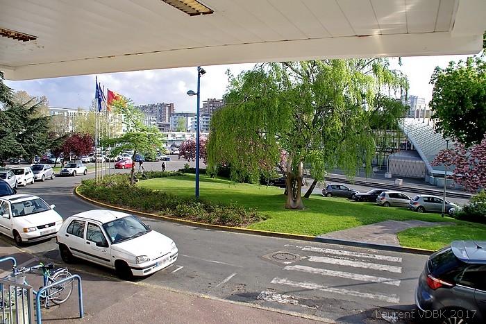 Place de l'Hôtel de Ville - Sotteville-lès-Rouen