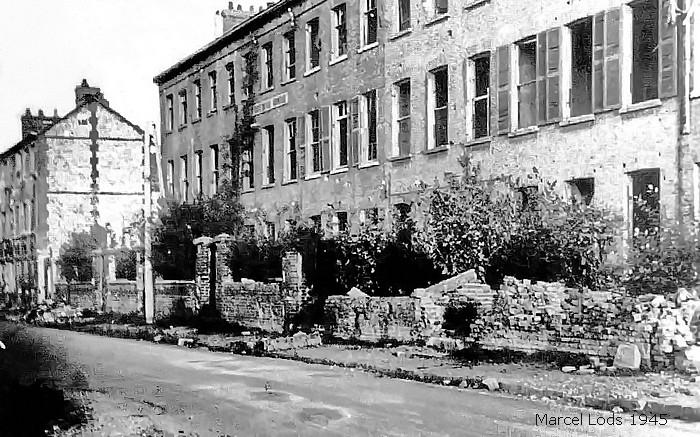Rue du Cours - Sotteville-lès-Rouen