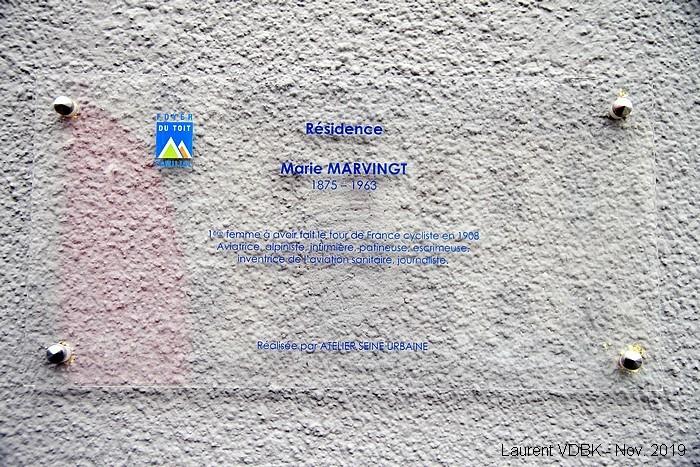 Résidence Marie Marvingt à l'étage de la maison citoyenne Grenet-Voltaire