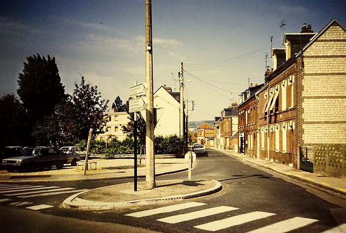 Rue Béranger - Sotteville-lès-Rouen