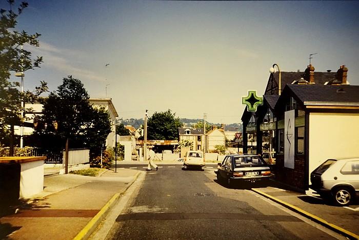 Rue du huit mai Hyacinthe Ménagé - Sotteville-lès-Rouen