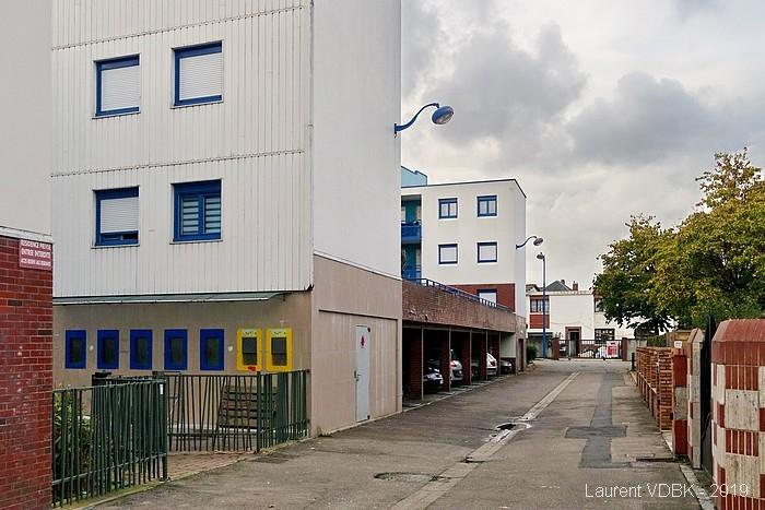 Résidence Pierre Mendès-France - Sotteville-lès-Rouen