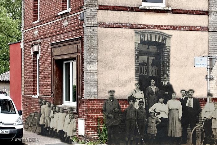 Café Lalande rue Béranger - Sotteville-lès-Rouen
