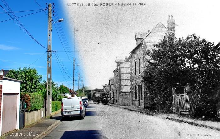 Rue de la Paix - Sotteville-lès-Rouen