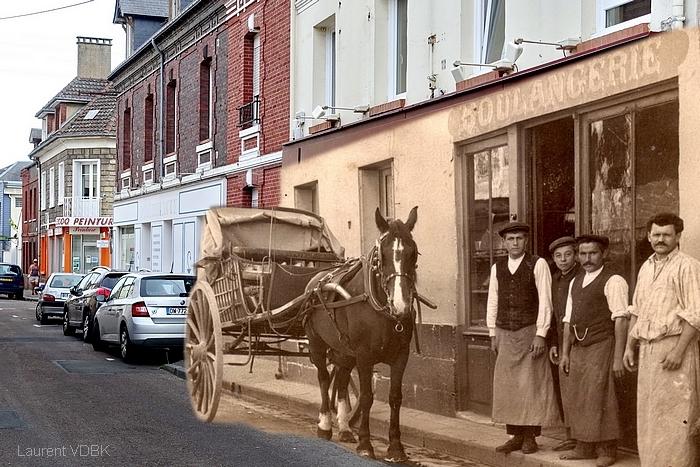 Boulangerie rue de Paris - Sotteville-lès-Rouen