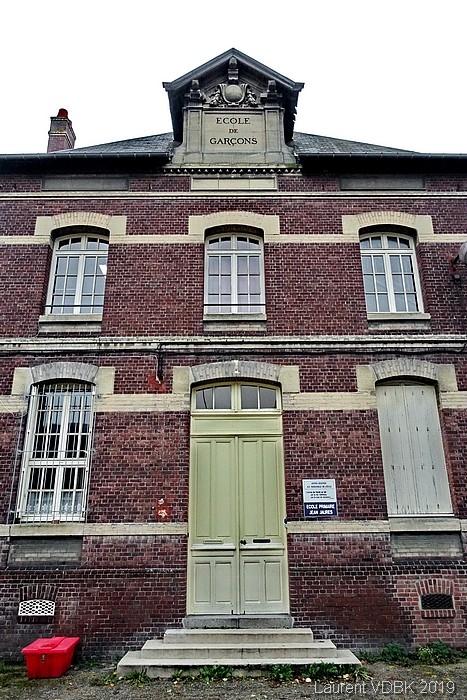 L'école Jean Jaurès - Sotteville-lès-Rouen