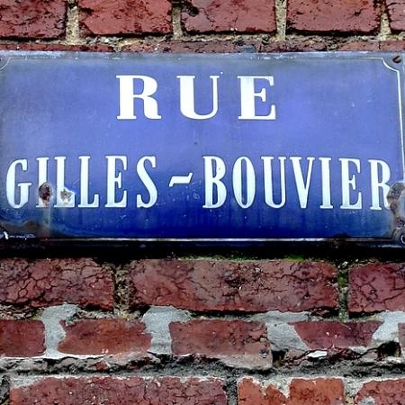 Rue Gilles-Bouvier - Sotteville-lès-Rouen