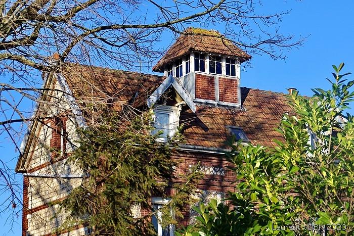 Oriol sur belle maison rue de la Nation à Sotteville-lès-Rouen
