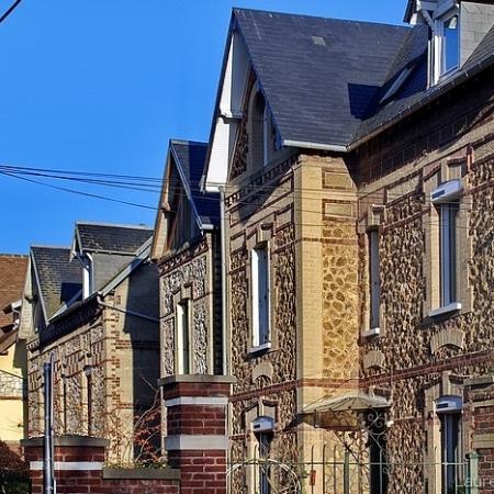 Villas avenue des Canadiens à Sotteville-lès-Rouen