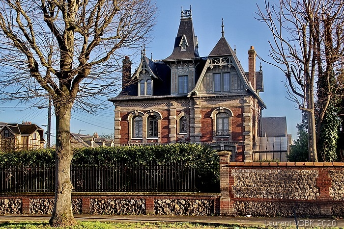 Très belle maison avenue des Canadiens à Sotteville-lès-Rouen