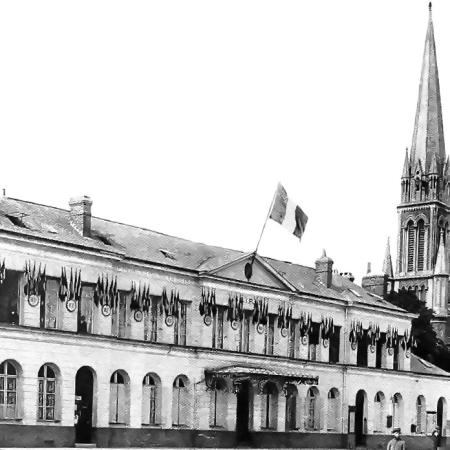 Ancienne marie et église Assomption - Sotteville-lès-Rouen