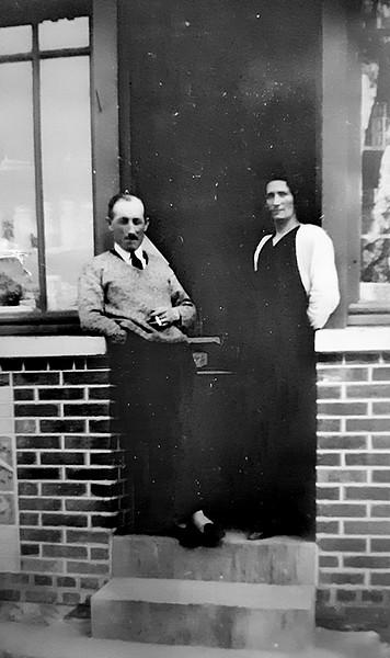 Paul et Léontine Picard