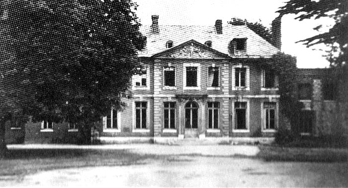 Chateau des Marettes - Sotteville-lès-Rouen
